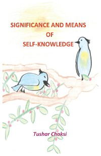Cover SIGNIFICANCE AND MEANS OF SELF-KNOWLEDGE