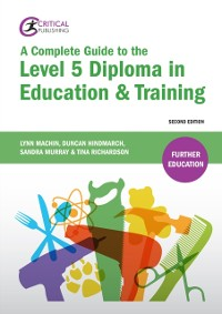 Cover Complete Guide to the Level 5 Diploma in Education and Training