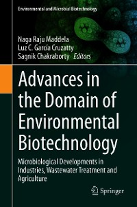 Cover Advances in the Domain of Environmental Biotechnology