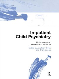 Cover In-patient Child Psychiatry
