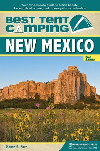 Cover Best Tent Camping: New Mexico