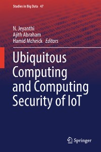 Cover Ubiquitous Computing and Computing Security of IoT