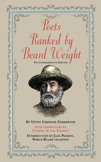 Cover Poets Ranked by Beard Weight