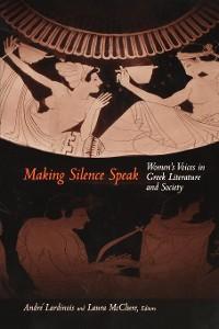 Cover Making Silence Speak