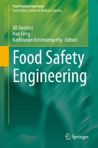 Cover Food Safety Engineering