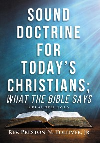 Cover Sound Doctrine for Today's Christians