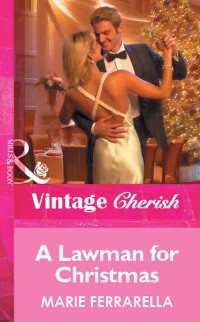 Cover Lawman for Christmas (Mills & Boon Vintage Cherish)