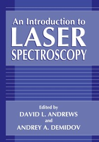 Cover Introduction to Laser Spectroscopy
