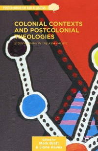 Cover Colonial Contexts and Postcolonial Theologies