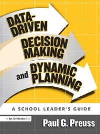 Cover Data-Driven Decision Making and Dynamic Planning