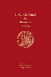 Cover Urkundenbuch des Klosters Zeven
