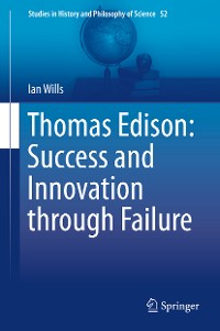 Cover Thomas Edison: Success and Innovation through Failure