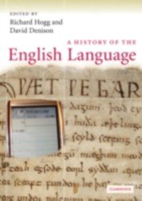 Cover History of the English Language