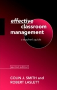 Cover Effective Classroom Management