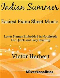 Cover Indian Summer Easiest Piano Sheet Music