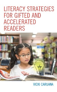 Cover Literacy Strategies for Gifted and Accelerated Readers