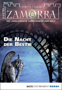 Cover Professor Zamorra 1183 - Horror-Serie