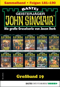 Cover John Sinclair Großband 19 - Horror-Serie