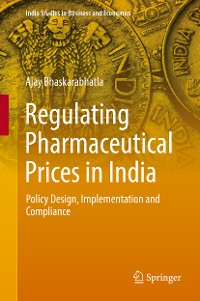 Cover Regulating Pharmaceutical Prices in India