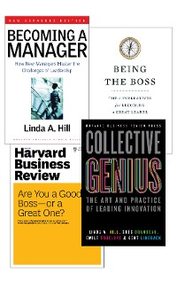 Cover Be a Great Boss: The Hill Collection (4 Items)