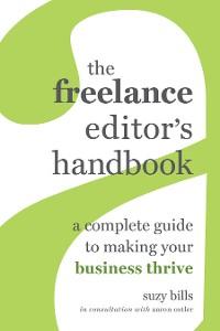 Cover The Freelance Editor's Handbook