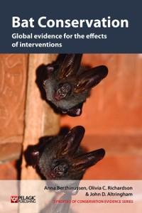 Cover Bat Conservation