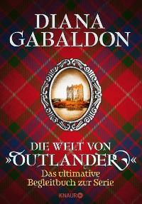 """Cover Die Welt von """"Outlander"""""""