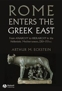 Cover Rome Enters the Greek East
