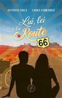 Cover Lui, lei e la Route 66