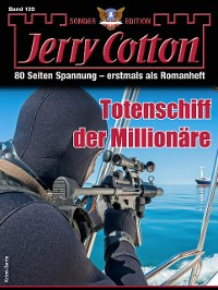 Cover Jerry Cotton Sonder-Edition 155 - Krimi-Serie