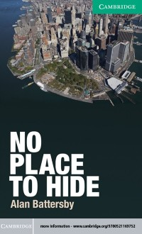 Cover No Place to Hide Level 3 Lower-intermediate