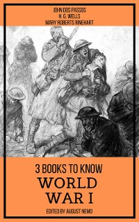 Cover 3 books to know World War I