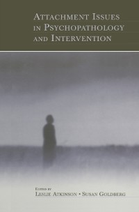 Cover Attachment Issues in Psychopathology and Intervention