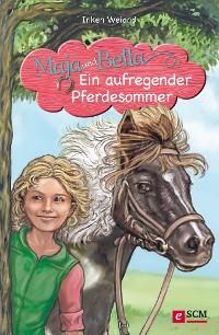 Cover Maja und Bella - Ein aufregender Pferdesommer