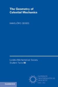 Cover Geometry of Celestial Mechanics