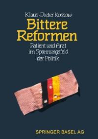 Cover Bittere Reformen