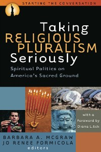Cover Taking Religious Pluralism Seriously