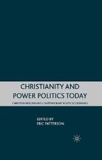 Cover Christianity and Power Politics Today
