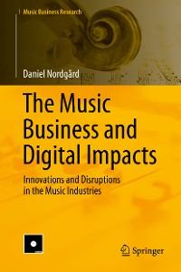 Cover The Music Business and Digital Impacts