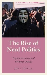 Cover The Rise of Nerd Politics