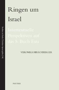 Cover Ringen um Israel