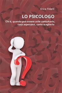 Cover Lo psicologo