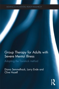 Cover Group Therapy for Adults with Severe Mental Illness
