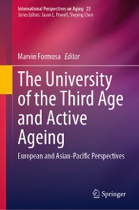 Cover The University of the Third Age and Active Ageing
