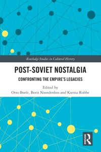 Cover Post-Soviet Nostalgia