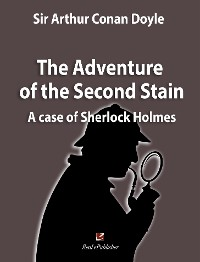 Cover The Adventure of the Second Stain