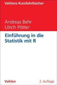 Cover Einführung in die Statistik mit R