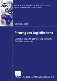 Cover Planung von Logistiknetzen