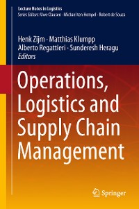 Cover Operations, Logistics and Supply Chain Management