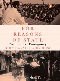 Cover For Reasons of State